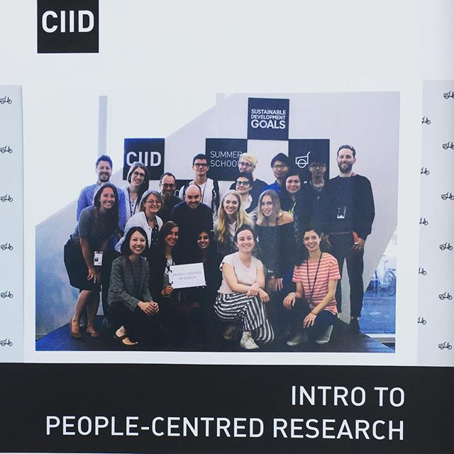 This week we're going back to school and taking part in the @ciidsummer school. You can find us at #unhouse #nordhavn #copenhagen getting to grips with amongst other things #sustainabledevelopmentgoals #sdg #bringit