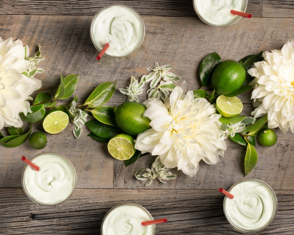 New Frosted Key Lime - Try our new frosted beverage this spring!