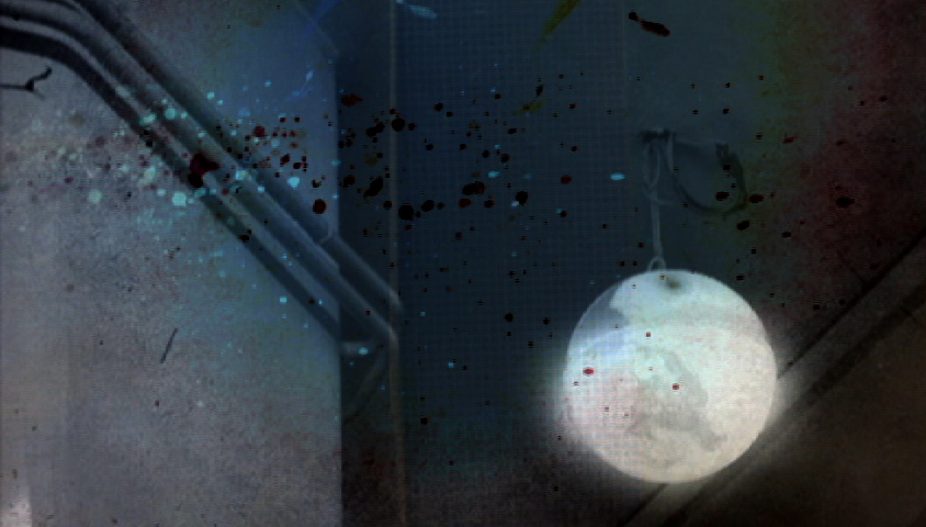 Floating Room (Quiet Room) 2012, 00:07:00 minute loop, color, no audio, variable dimensions, video projection