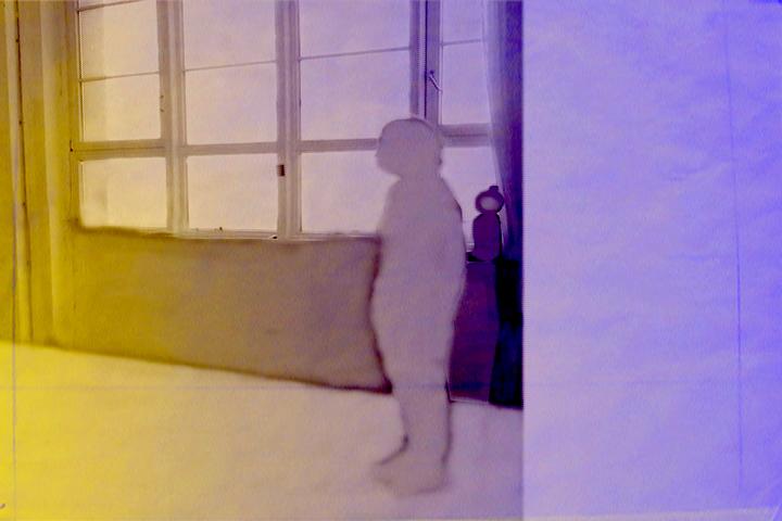 Floating Room (Berlin Studio), 2011,00:12:29 minute loop,color,no audio,video still