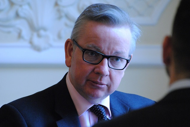 180626 Michael Gove free to use from Flickr.jpg