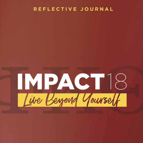 Download a PDF of the Reflective Journal from IMPACT18 -
