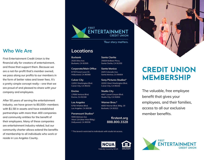 First Entertainment Bank 3rdraft