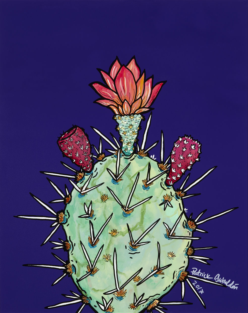 2017 Prickly Pear Series