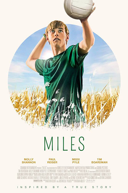 Miles | Dir. Nathan Adloff | Executive Producer Hunter Robert Baker
