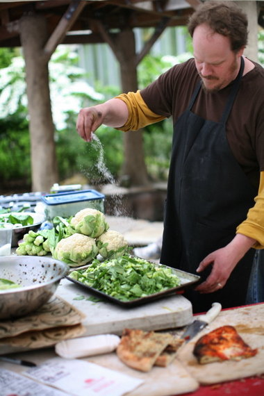 Mark Doxtader - Tastebud Farm