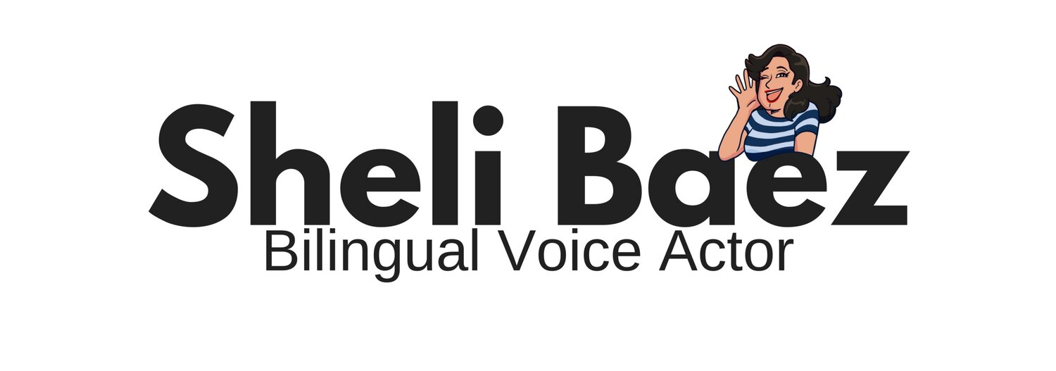 Sheli Baez: Bilingual Voice Actor