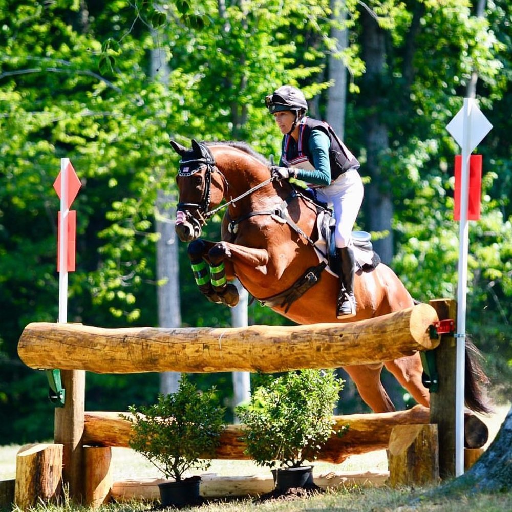 Lainey Ashker - An eventing rider based out of Virginia, competing at the 4* level including some of the most prestigious events in the world such as Kentucky 3DE, Badminton, and Burghley.@laineyea