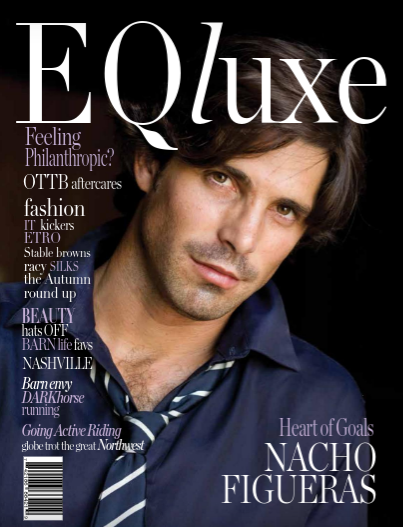 EQluxe Magazine - Clean Round: Beauty Editorial, page 53Hats Off: Beauty Editorial, page 57@eqluxe