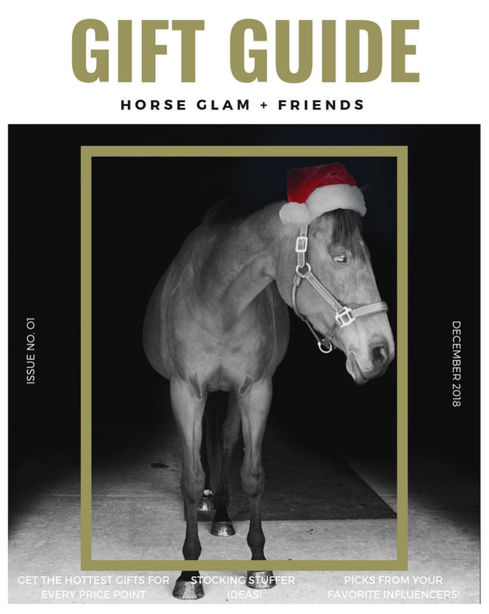 Horse Glam - Horse Glam Holiday Gift Guide, page 11@horse_glam