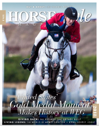 Horse & Style Magazine - Fall 2018 Issue 40: 12 Days of Christmas, page 9@horseandstylemag