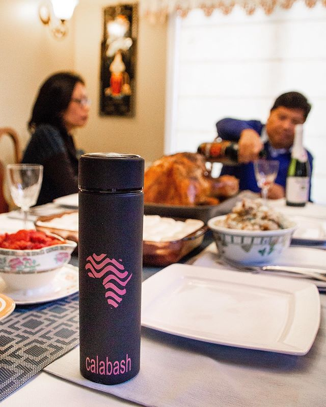 Happy Thanksgiving 🦃🍽🍁 from the Calabash Team 🤗💧