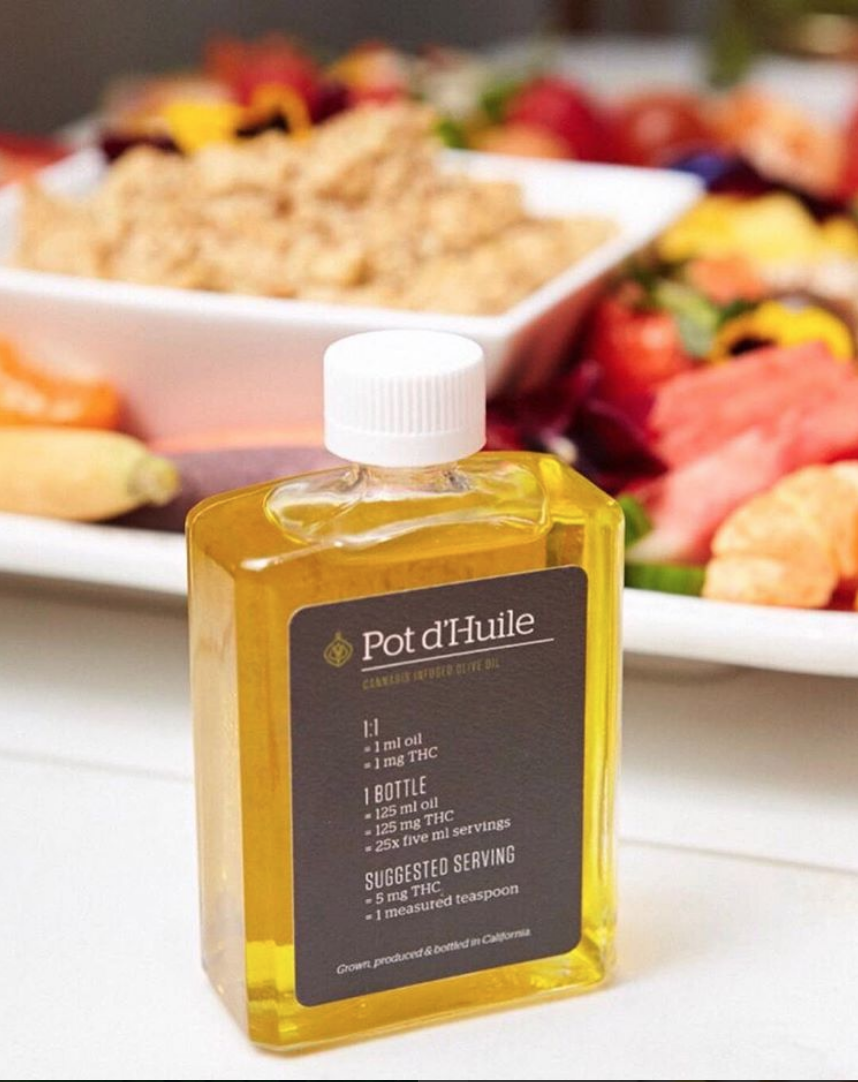 Pot d'Huile Olive Oil -