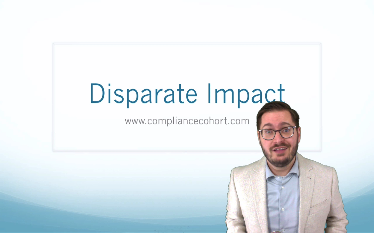 Disparate Impact – Legal definition of disparate impact: