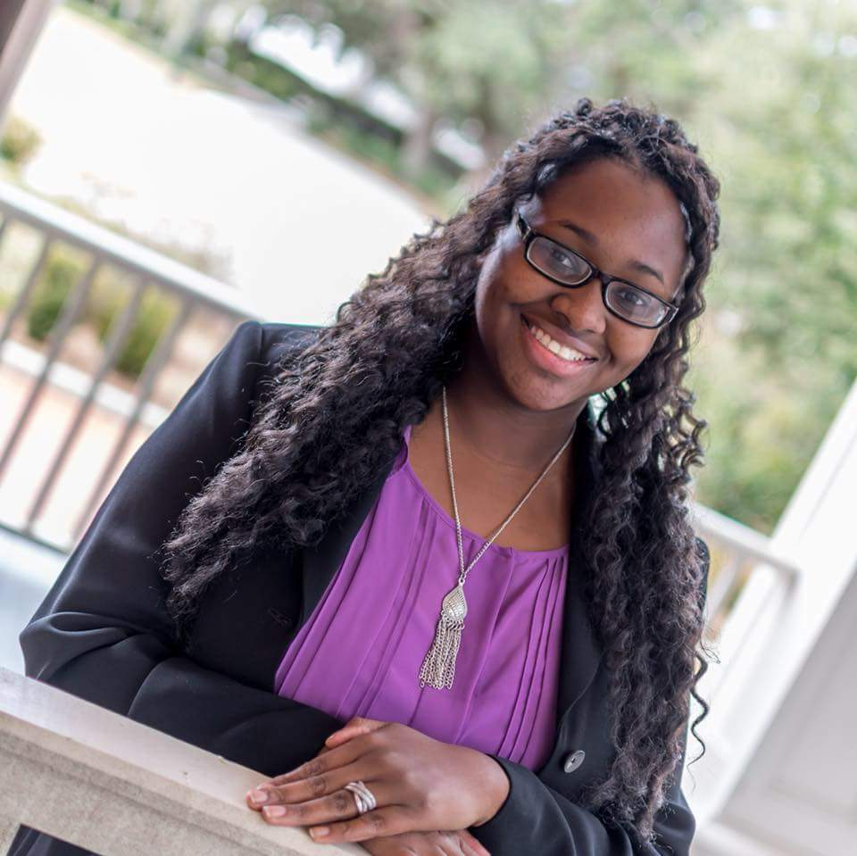 Adriana Richardson      Fundraising Assistant