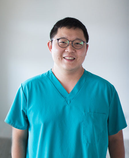 "Hojun ""Danny"" Shin  Licensed Acupuncturist and Herbalist  L.AC. + DIPL. O.M.  
