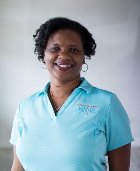 Tanisha Balarezo  Office Assistant