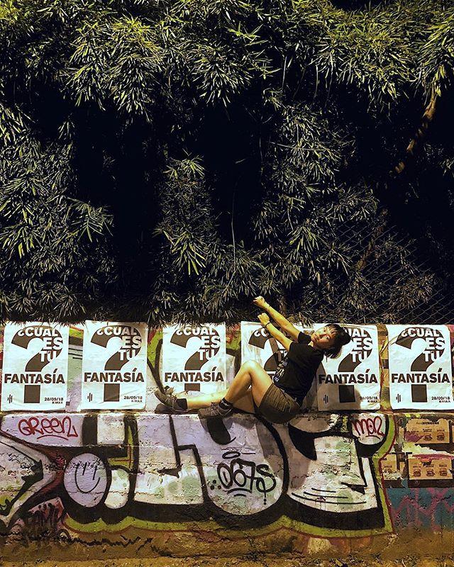 ¿Cuál es tu Fantasía? Viviendo en la mía ✨  #travelwithkyki #iphoneography #livingacrossboundaries pc: @manuelpv17_