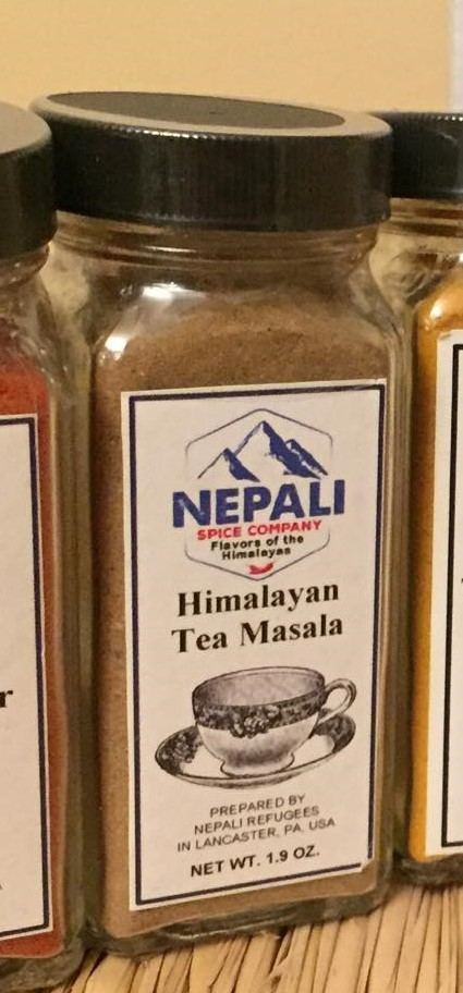 Tea Masala is a famous traditional drink in Nepal and other parts of southern Asia and is often referred to as chai tea, which usually consists of a mix of cinnamon, ginger, cardamom, black pepper, and bay leaves steeped with milk, water, sugar, and black tea leaves.  Our Tea Masala is sourced from the foothills of Himalayan Nepal and provides a convenient pre-mixed blend of cardamom, cinnamon, ginger, and bayleaf that can be used in your favorite recipe.  Recommended recipe:   Serving size – 1   Milk – ½ c Water – ½ c Tea Masala – 1 tsp Sugar – 1 tsp (more or less depending on preference of sweetness) Black pepper – a few cracks (optional for added spice) Black tea (recommended Ilam, Assam, or Darjeeling tea from Nepal) – 1 tsp. of loose tea, or 1 tea bag if you don't have loose tea  Directions: Heat water and milk in a saucepan. Add sugar, Tea Masala, and black pepper (optional) and stir well until the mixture comes to a boil. Add the black tea, turn the heat down and let simmer for 3-4 minutes. Use a strainer to pour the tea into a cup (unless using a tea bag).