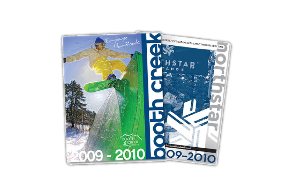 Booth Creek Resorts Employee Handbooks