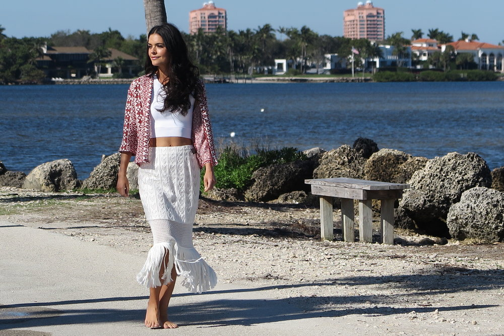 Katie Lee - Miami Travel Guide