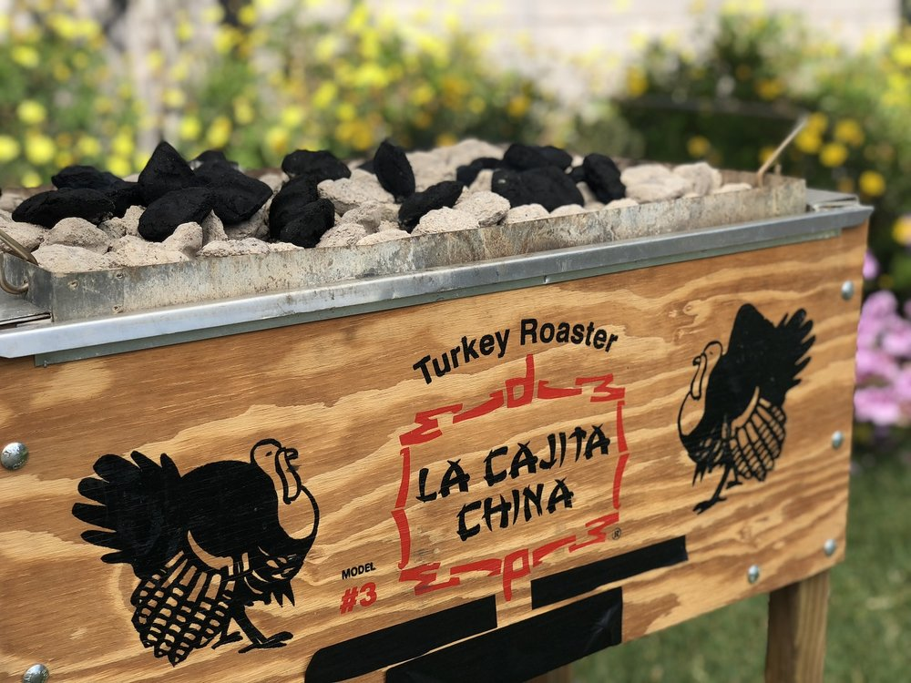 Katie Lee - Caja China Turkey Recipe