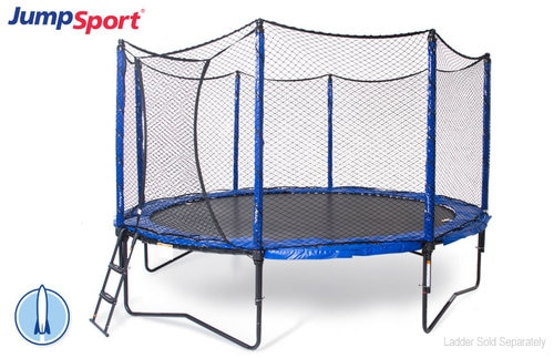 Power Bounce 14' with Enclosure