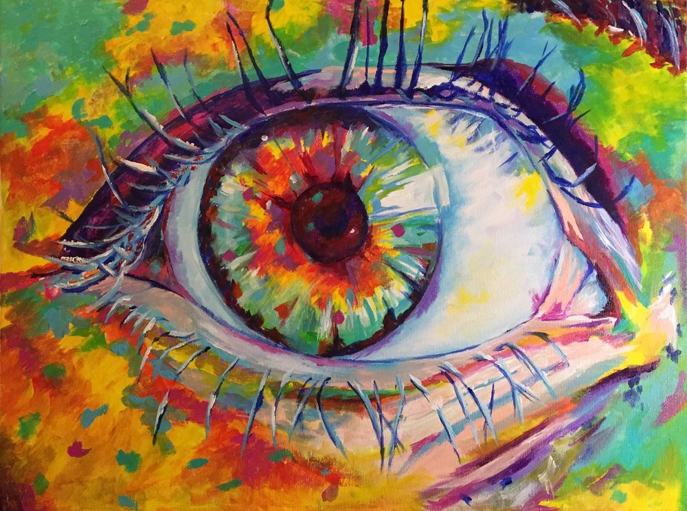 Eye of the Impressionist by Taylor Wise