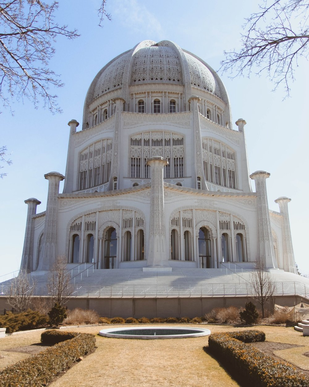 chicago Bahá'í House of Worship