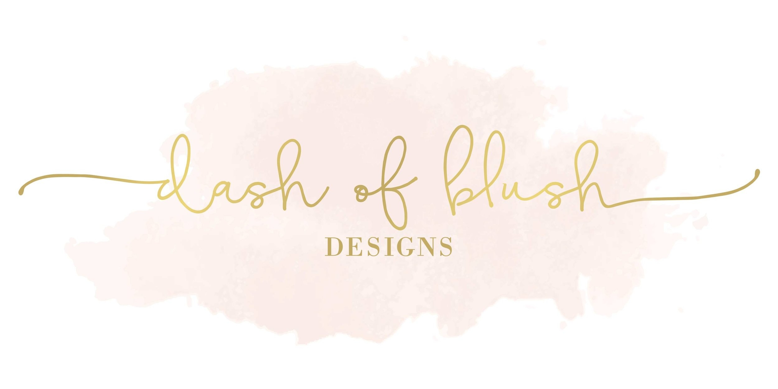 Dash of Blush Designs