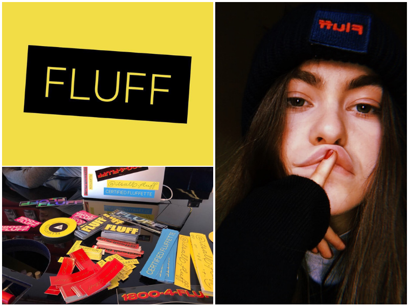 WHO:   Fluff Casual Cosmetics    WHAT:   Fluff wanted to do something a little different; get influencers to post about a brand message, rather than a product.    CAMPAIGN TYPE:  Paid   BUDGET:  $