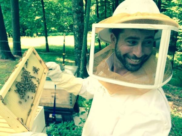 Guillaume Gauthereau Beekeeper