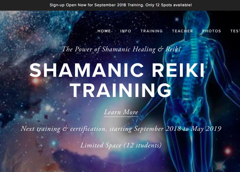 Shamanic Reiki Training & Certification — The Sanctuary