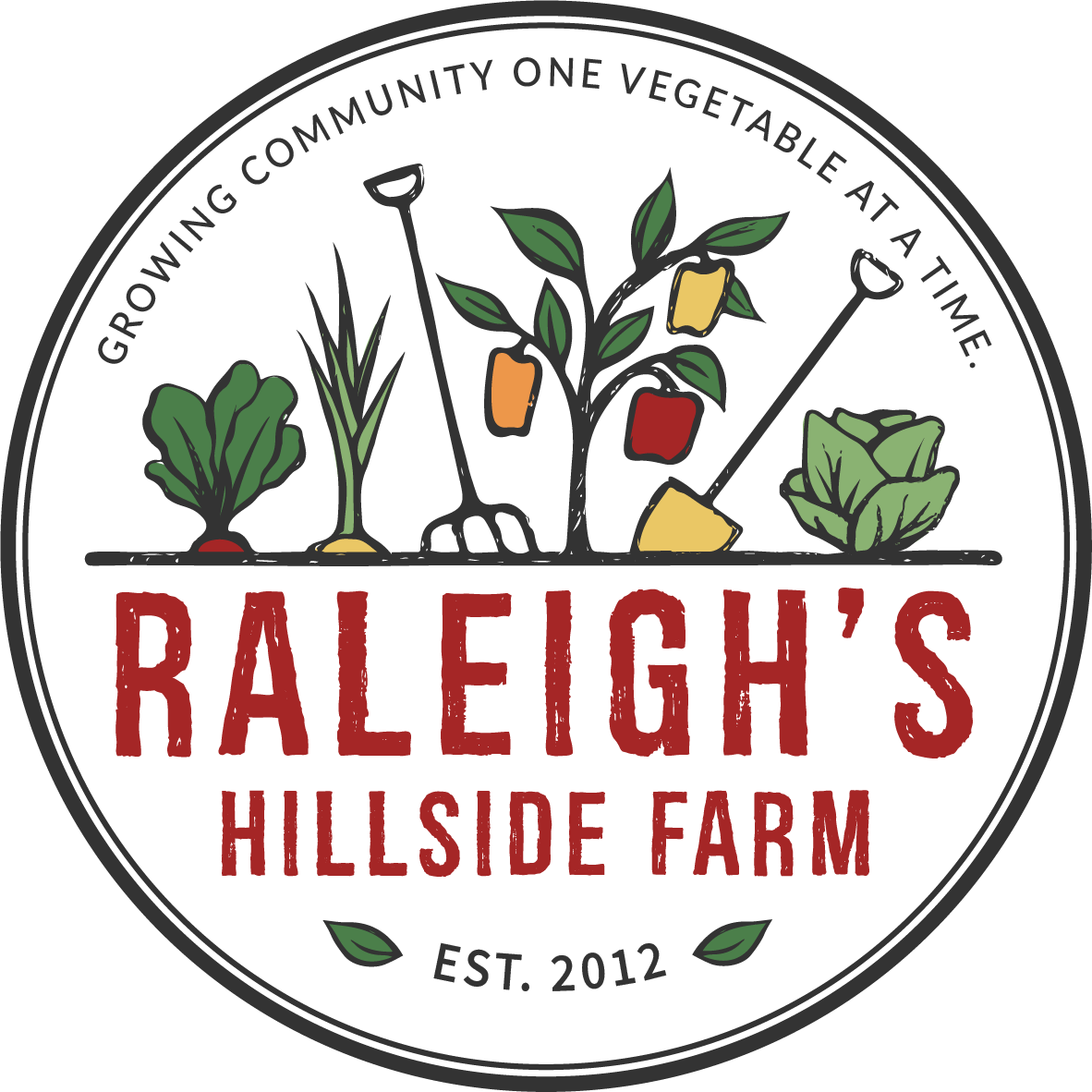 Raleigh's Hillside Farm