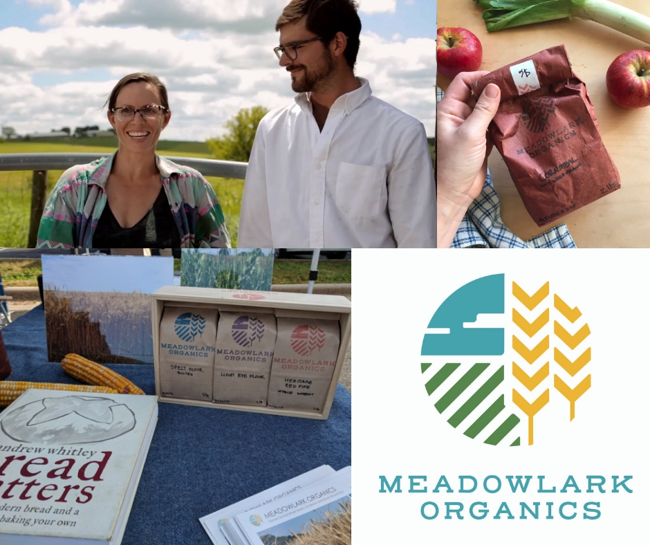 Local Organic Grains & Dried Beans Share - Provided by Meadowlark Organics$90 for 2-pounds of flour, grains and/or dried beans deliveries every-other-week (9 total deliveries)