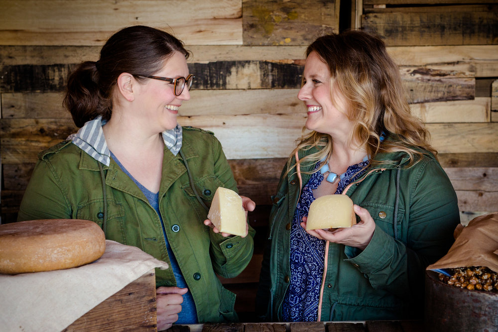 Local Cheese Share - Provided by Landmark Creamery$125 for .75 pounds of two different types of locally crafted artisan cheeses delivered every-other-week July, August and September (6 total deliveries)