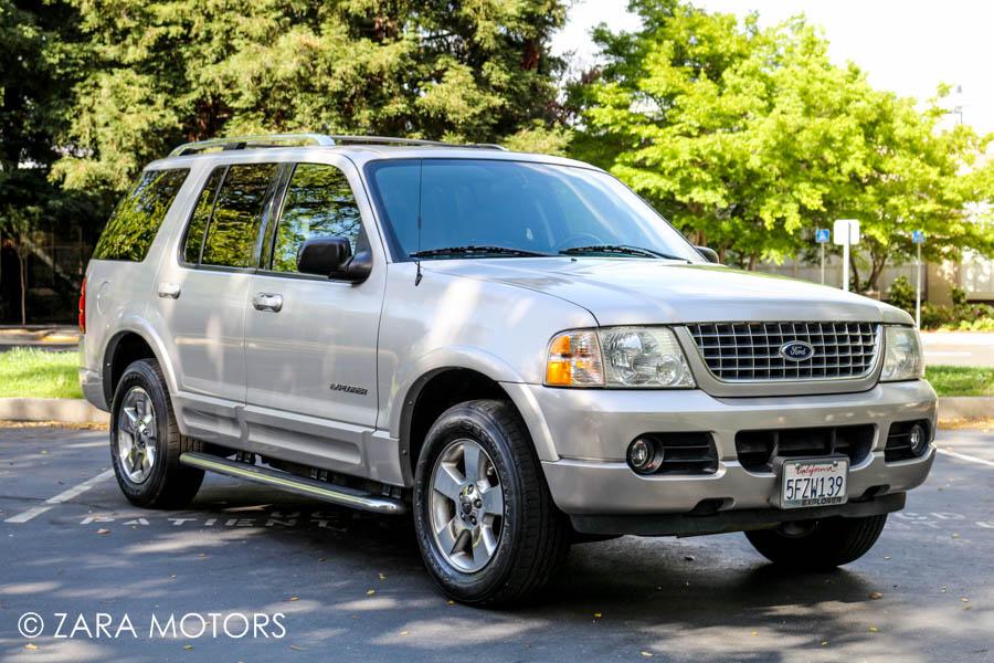 2004 ford explorer limited