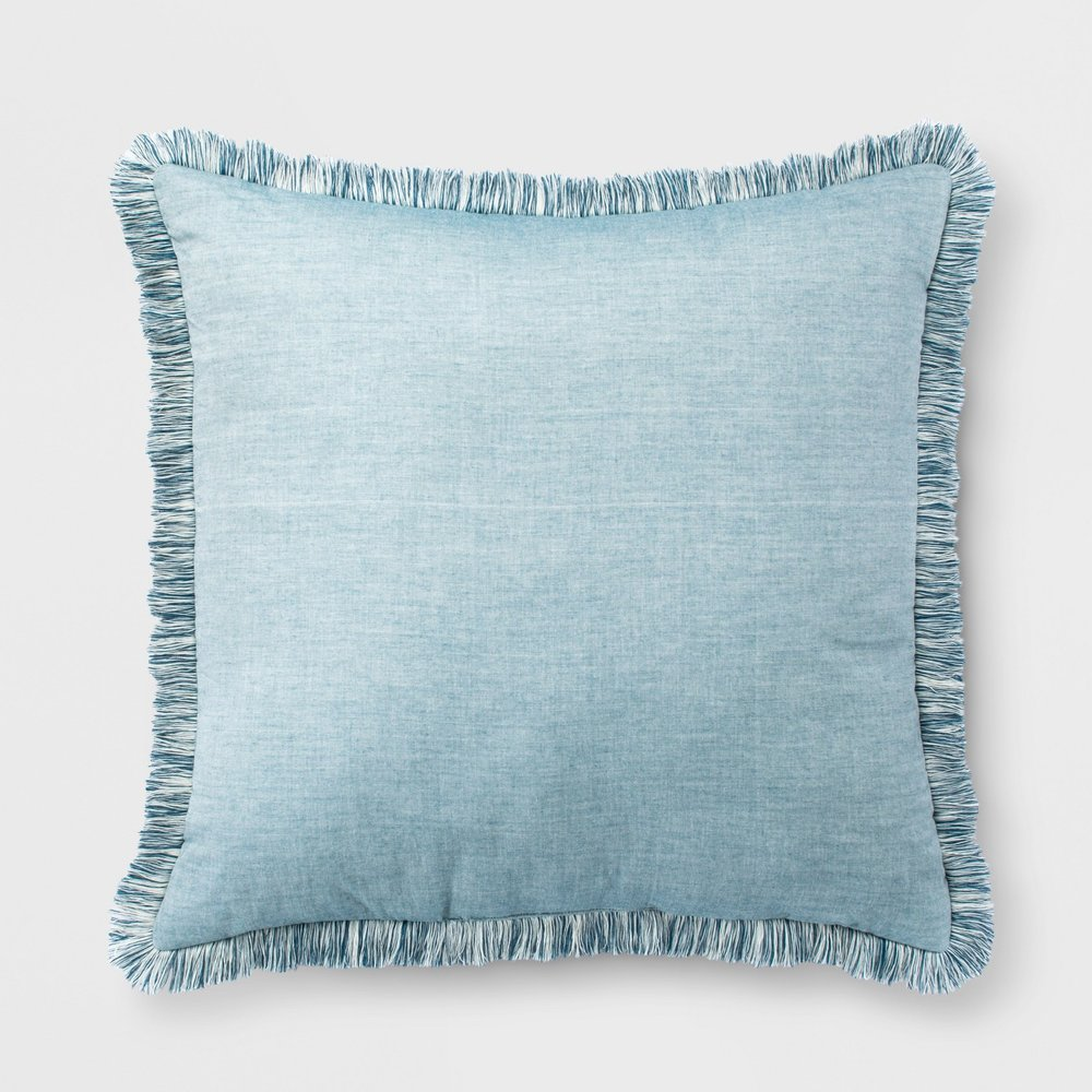 Target - Yarn Dye Euro Pillow - Opalhouse™