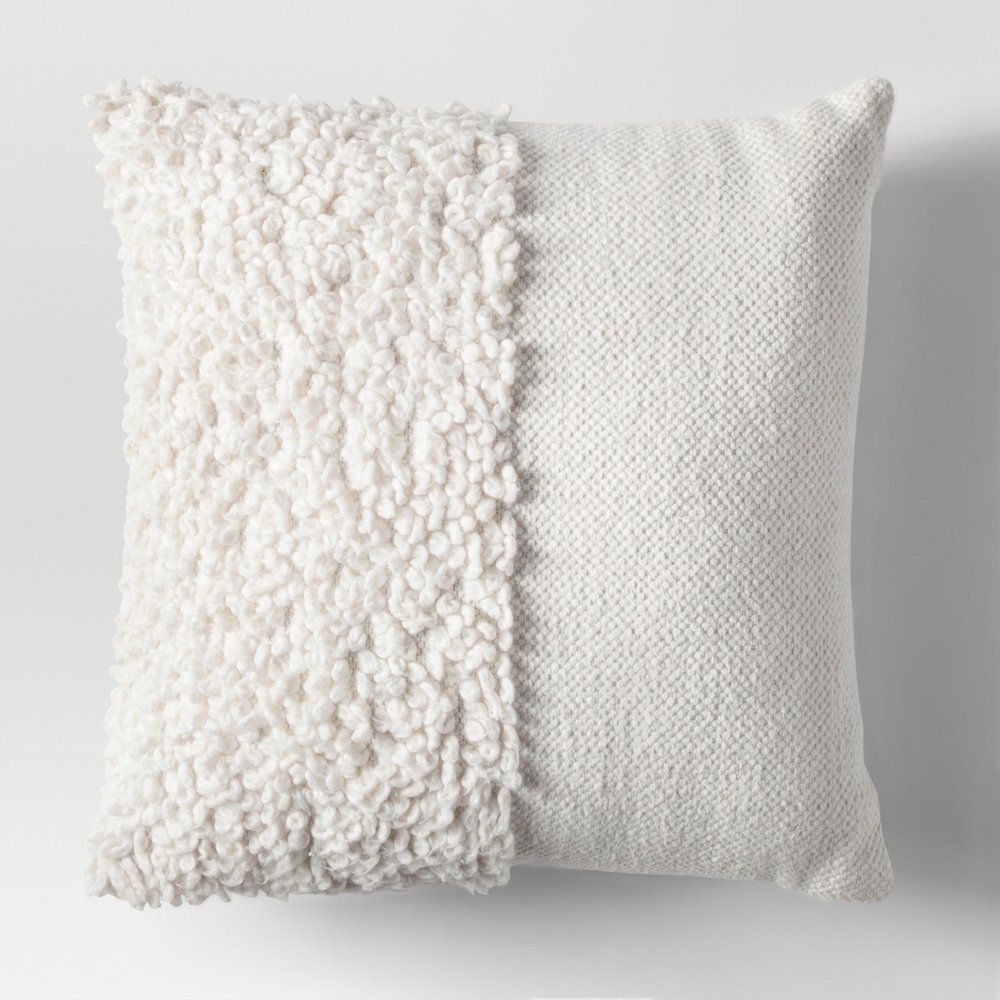 Target - Solid Textured Throw Pillow - Project 62™