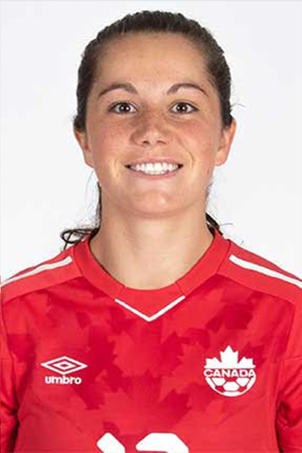 Jessie Fleming  3x Canada Soccer U-20 Player of the Year  Rio 2016 Bronze Medalist  FIFA WWC Canada 2015  UCLA