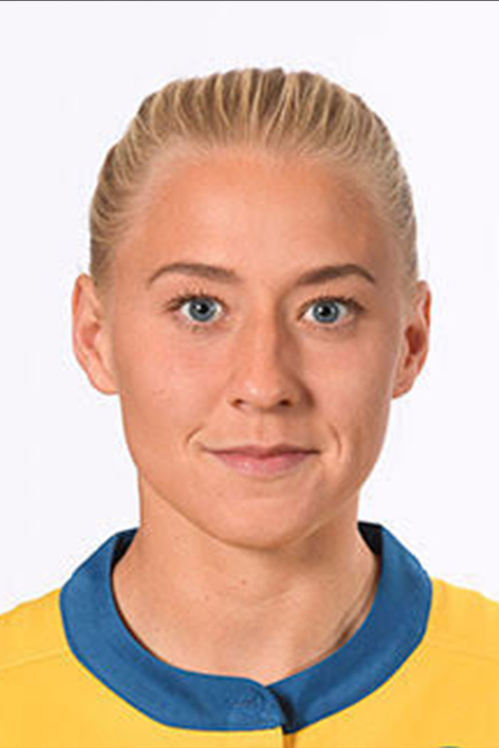 Julia Spetsmark  Swedish International  UEFA Women's EURO 2017  Manchester City WFC 2018  Djurgården IF 2018