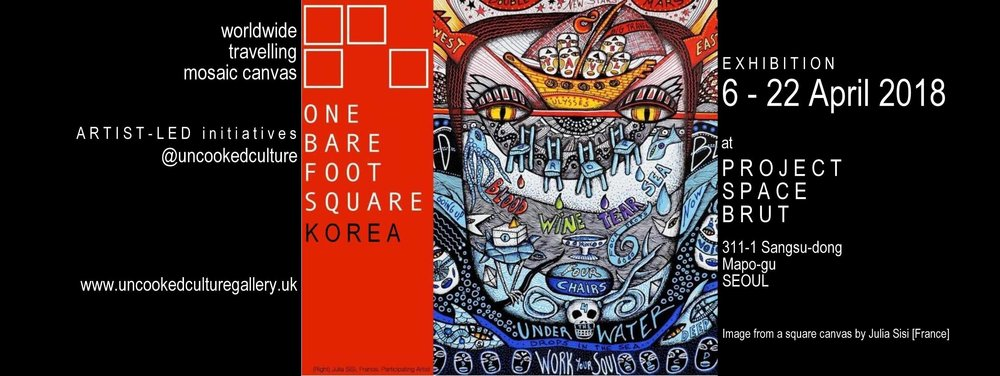 - Group exhibition in Seoul, South Korea