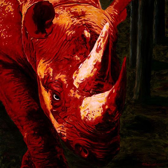 Devil By My Side  copyright Sarah Soward.