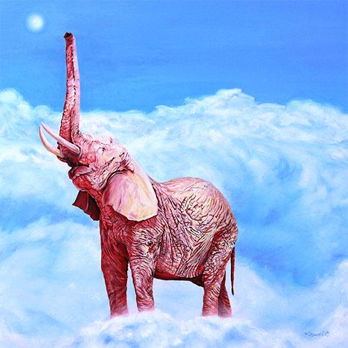 Venus Rising copyright Sarah Soward.