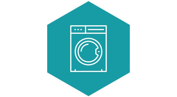 PYYKKÄYS   Aina ei ehtisi pestä pyykkiä, kun muut riennot kutsuvat. Voimme ripustaa pyykit kuivumaan tai viikata ne puolestasi.  Entä vaatteiden silitys? Tehdäänkö sitä?