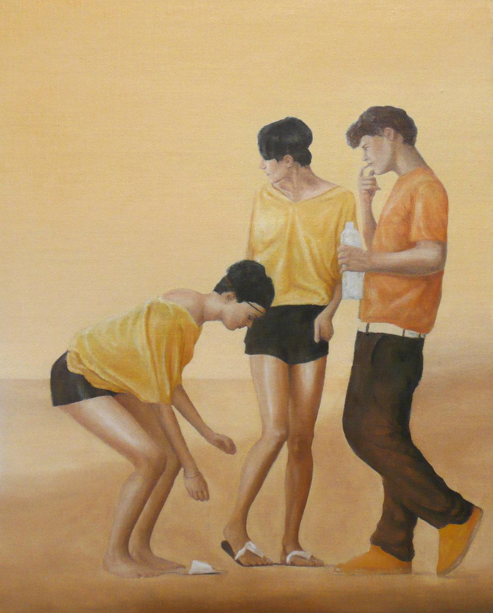 Gold Trio