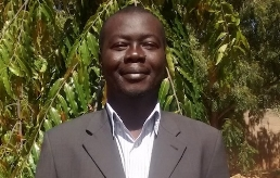 RONALD OKURAJA   PROJECT MANAGER, KARAMOJA