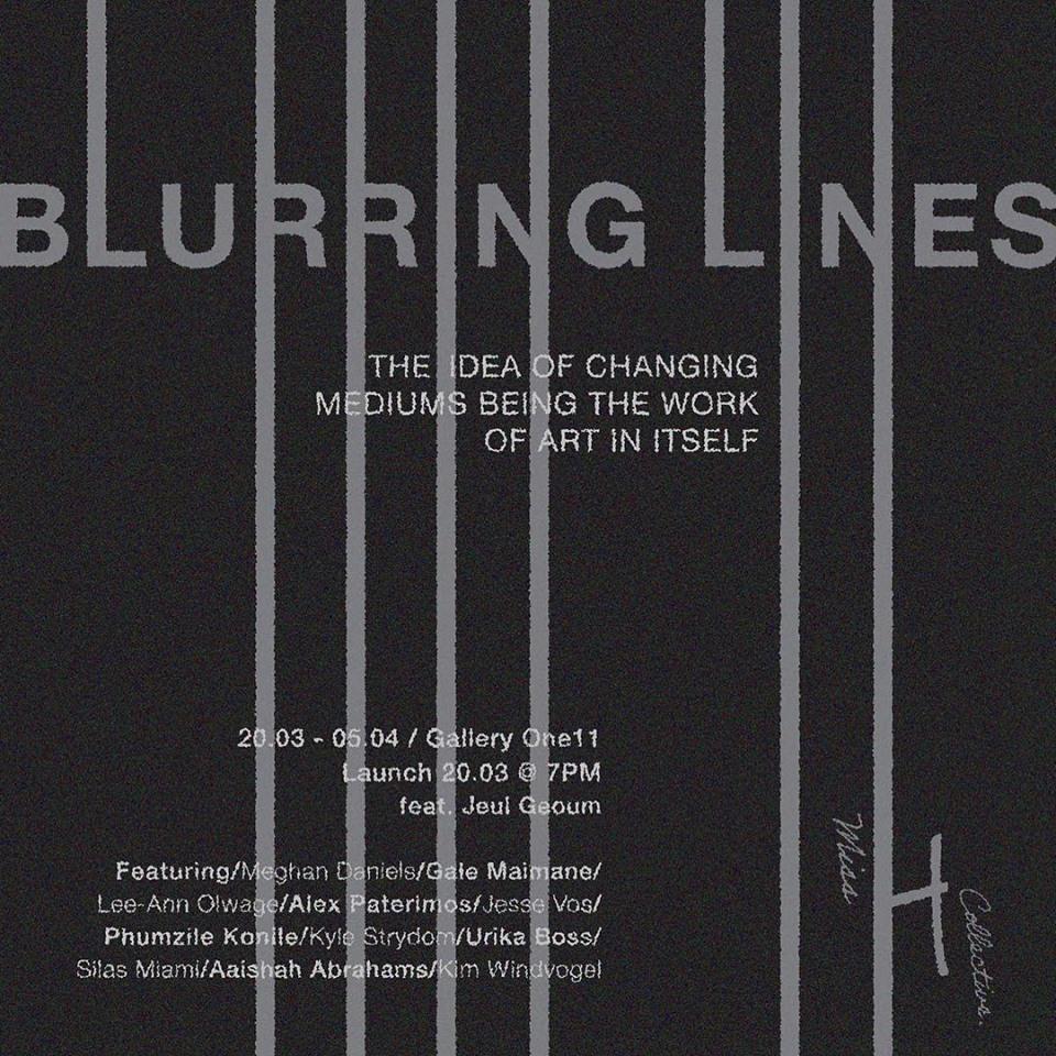 Blurring Lines Exhibition
