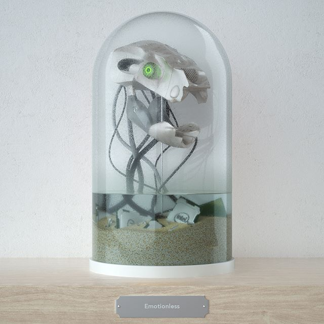 "My artwork for the collaboration project ""Bottled Up"" 👽 Feeling super honored to be a part of this. Check out the whole project and more than 20 other artworks on Behance! Link in bio. 🙏🏼 Project idea by @chrisguyot ! — #art #fusion360 #c4d #surreal #graphic #adobe #artoftheday #artwork #folio #gamedesign #design #photoshop #graphicdesign #designinspiration #cgi #3d #d_expo #digitalart #graphics #thedesigntip #digitalartist #ps_getloud #thegraphicspr0ject  #cinema4d #Iwork4Autodesk #rsa_graphics #octanerender"