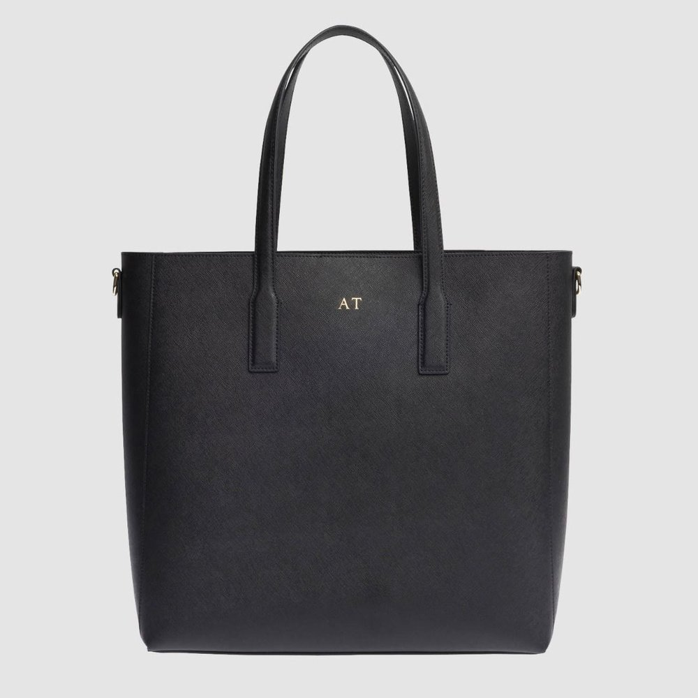 5. A Black tote - To hold all your bits 'n' bobs.
